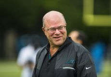David Tepper dueño de los Carolina Panthers