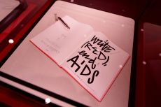 Write (RED) end AIDS