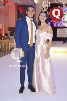 José Miguel Pérez Naveja y Fernanda Coronel Hernández