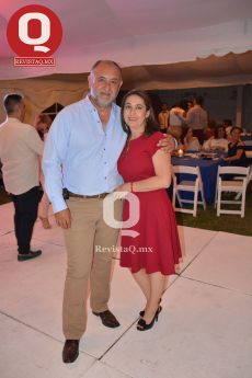 Alejandro Olivares y Alma Fonseca