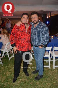 Antonio Castro y Roberto Navarro