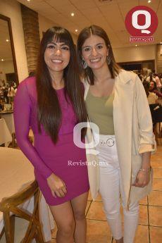 Gaby Vargas y Teresa Horta