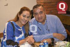 Anita Carranza y Retos Herrera.