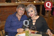 Francisco Meave y Maruka Sánchez.