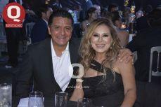 Alejandro Rocha y Graciela Saldaña