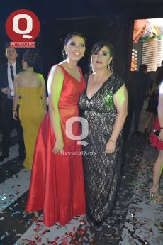 Fernanda Coronel y Margarita Hernández