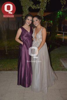 Miranda Cachú y Mariana Salas