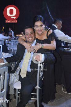Gabriela Torres de Vázquez y Manuel Vázquez