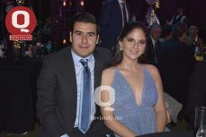 Kevin Martín y Kassandra Bujaidar