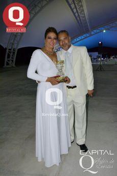 Cecilia González y Octavio González