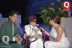 Eduardo Villegas, Esthela Gamiño y Lorena Gómez
