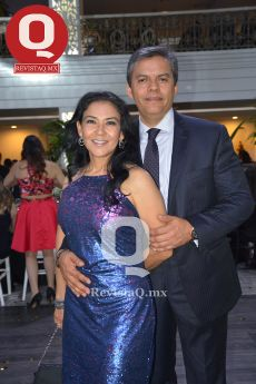 Consuelo Rangel y Arturo Bucio