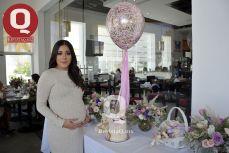Farah Márquez espera el nacimiento de su primer bebé