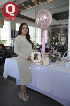 La futura mamá, Farah Márquez