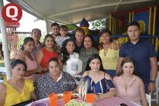 Familia Muñoz Torres y Torres Ramírez