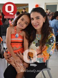 Valentina Orozco Castro y Martha Castro