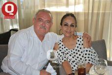 Juan Ignacio Salas y Elsa Nava