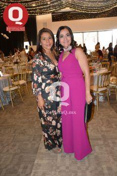 Clara Ramírez y Maru Andrade