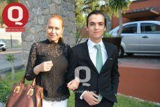 Estela Domínguez de Galaviz y Javier Soto