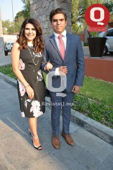 Irma García y Eduardo Lugo