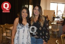 Lupita Solís con Viridiana Paz