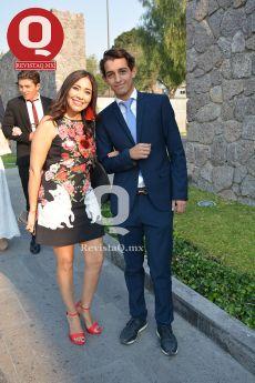 Magda Márquez y Juan Pablo Bülle