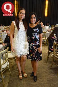 Mariana Medina y Welsy Ramírez