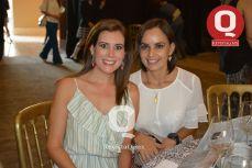 Verónica Zendejas y Oti Ruenes Yamín