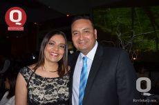 Claudia Ruiz y Gonzalo García