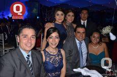 María Torres, Adriana Bocanegra, Antonio Bocanegra, Jacobo Bocanegra, Ayten Jiménez, Leonardo Bocanegra y Malena Téllez
