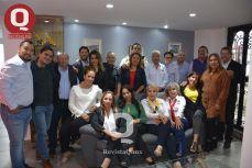Grúas Atlante festejó 25 años con amigos, socios comerciales, proveedores y empleados
