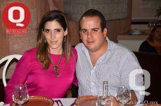 Milisa Chico y Arturo Padilla