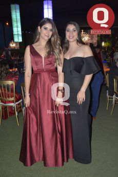 Valeria Martínez y Daniela Acosta