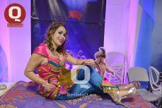 Lucero González disfrutando el cumpleaños con su hija