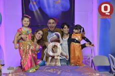 Una perfecta fiesta con los personajes de Aladino