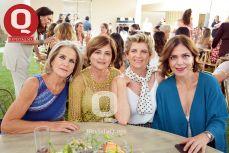 Lisy Bernal, Eva Cárdenas, Ana Isabel Álvarez del Castillo y Berenice Ramírez