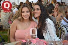 Luzma Torres Landa y Daniella Abugaber