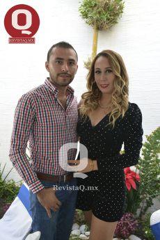 Giovanni Carmona y Berenice Fernández