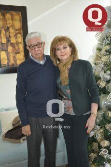 José María Sepúlveda y Arminda Reynoso de Sepúlveda