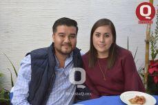 Mario Picón y Verónica Aedo