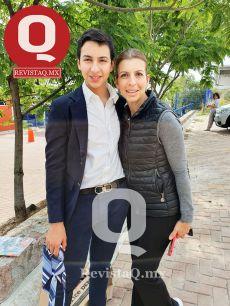 Marcelo Cuadra y Adriana Bonilla de Cuadra