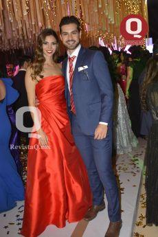 Alexia Cruz y Marcelo Acosta