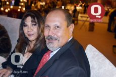 Betty Gutiérrez y Rodolfo Quiroz