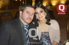 Ernesto López y Karina Reynoso