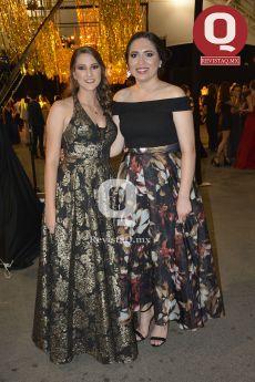 Gemma Guerrero con Cecilia Iracheta