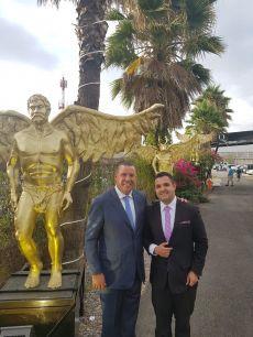 EN CAPITAL Q Miguel Márquez y Alan Gerardo Aguirre