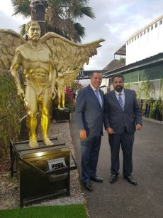 Miguel Márquez Márquez y Gerardo Aguirre en Capital Q