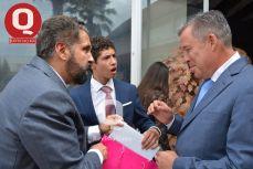 Sorprendidos, Gerardo Aguirre, Marcelo Aguirre junto a Miguel Márquez