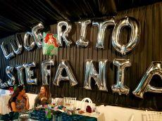 La fiesta de Lucerito Estefanía de 10