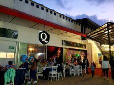 La magia de la fiesta fue del agrado de todos los asistentes que asistieron al Q Capital